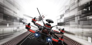 Professional drone racing is flying onto Twitter this summer