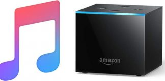 Apple Music Now Available on Amazon Fire TV