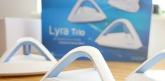 Remove Wi-Fi dead zones with three Asus Lyra Trio devices on sale for $199