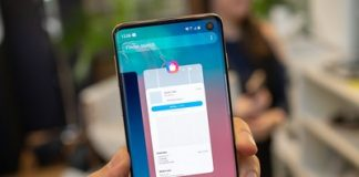Order the Galaxy S10 and save $750 on a 2nd one or get the S10e free