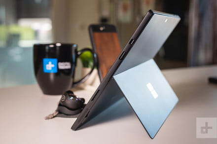 The next Microsoft Surface Pro could have a redesigned kickstand hinge
