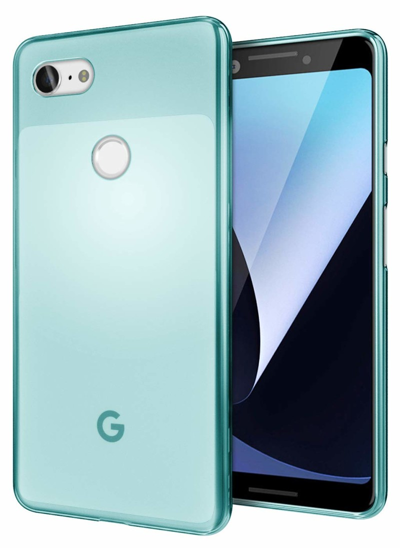 online store cc4a7 f3057 Show off your Pixel 3 while keeping it safe with a clear case - AIVAnet