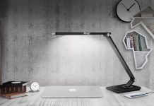 Desk lamps take on a new task by converting their light to power
