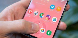 How to improve fingerprint sensor speed on the Galaxy S10