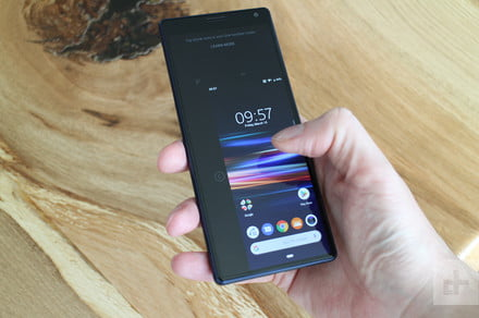 Sony Xperia 10 or 10 Plus: Key settings to change