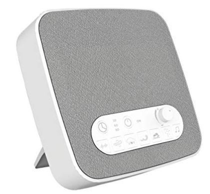 Get a better night's sleep with a great white noise machine