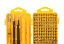 This precision screwdriver set can help repair your phone for less than $14