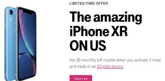 T-Mobile Offering iPhone XR at No Extra Cost When Adding New Lines and Trading in Old iPhone
