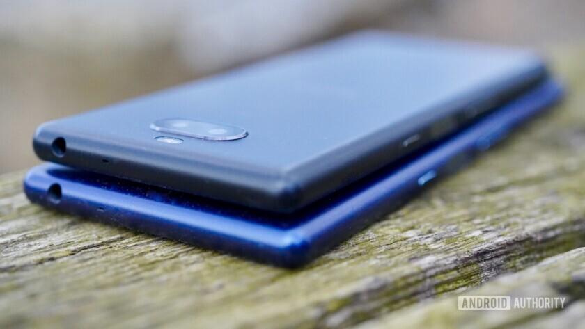 Sony Xperia 10 Plus Review headphone jack