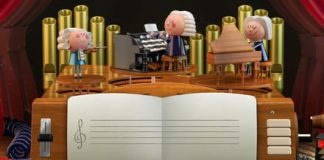 The latest Google Doodle lets you create Bach-like music of your own
