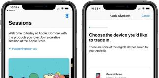 Apple Store App Gains Revamped Sessions Tab, Easier Access to Trade-In Values