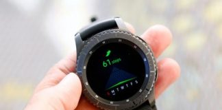 Save $70 and strap the Samsung Gear S3 Frontier smartwatch to your wrist