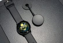 Can I use a regular Qi charger with Galaxy Watch Active?