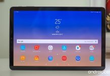 The Galaxy Tab S4 is the best Android tablet money can buy