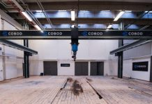 A 3D printer the size of a small barn will produce entire homes in Saudi Arabia