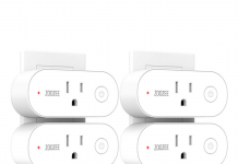 Step into home automation with these four Mini Smart Plugs at under $6 each