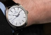 This $76,000 Grand Seiko watch has something in common with a plug-in hybrid car
