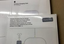 AirPower Pictured on Retail Box for AirPods Wireless Charging Case