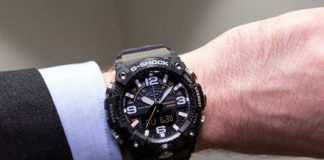 Carbon fiber is making Casio's new connected G-Shock watches even tougher