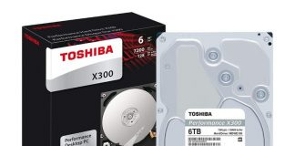 Store all your games and media with $30 off Toshiba's X300 6TB hard drive