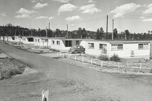 Housing in Los Alamos