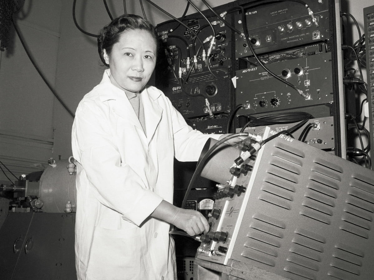 Chien-Shiung Wu | Women of the manhattan project part 2