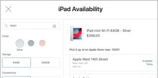 Apple Store Pickup Now Available for New iPad Mini and iPad Air