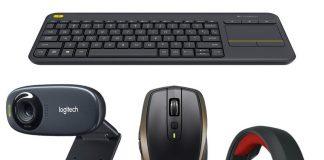 Friday's top deals: Logitech PC accessories, Aukey surge protectors, more