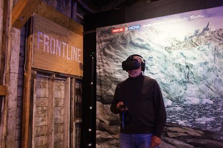 Nonny de la Peña wants to put virtual reality within Reach