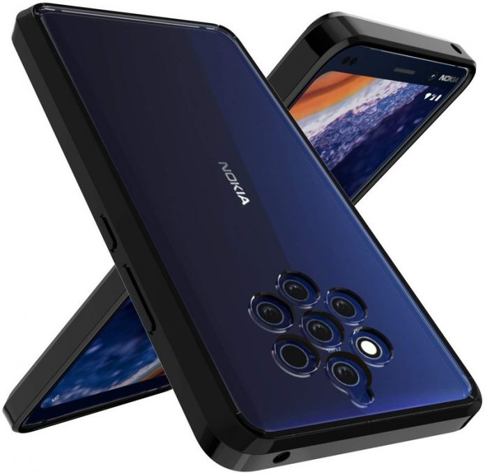 These clear cases show off your Nokia 9 PureView perfectly