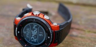 Casio Pro Trek WSD-F30 review: Tracking all your adventures, for a high price