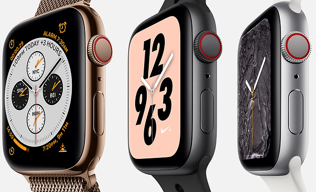 Japan Display to Supply OLED Screens for Apple Watch Series 5