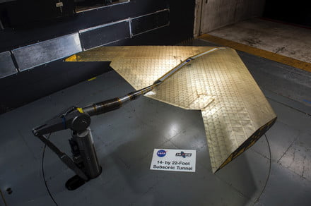 Check out this crazy shape-shifting airplane prototype from NASA and MIT