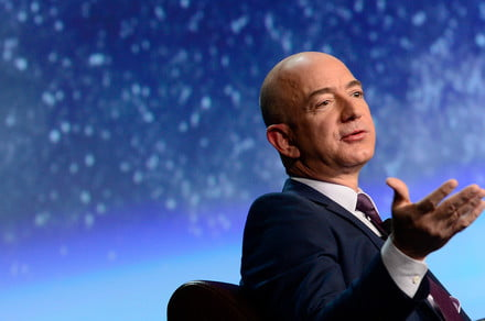 Amazon wants to launch 3,236 satellites so it can rain down internet from space