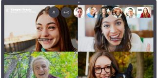 Skype doubles its group video chat limit to 50 participants
