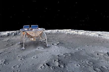 Tiny Israeli spacecraft Beresheet enters orbit around the moon