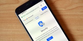 Android phones can now be used as a physical security key to your Google account