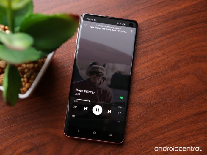 How to turn off Canvas videos in the Spotify Android app