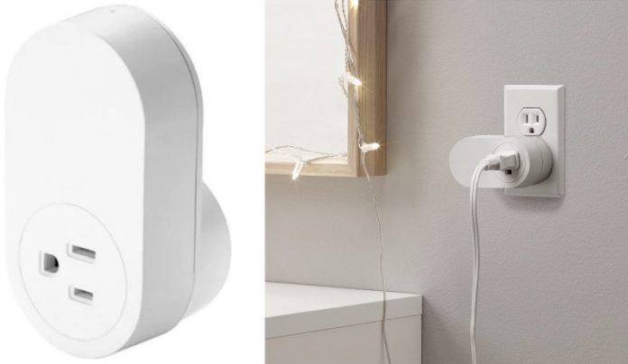 Ikea's Trådfri Smart Plugs Gain HomeKit Compatibility