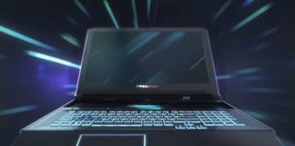 Acer's powerful new Helios 700 gaming laptop transforms to maximize performance