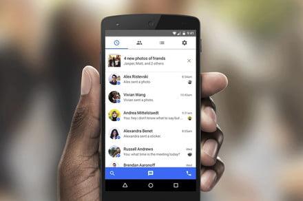 Messenger and Facebook, together again? Facebook tests integrating chats