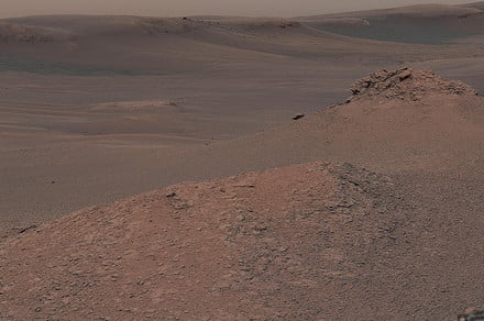 Curiosity collects first clay sample, could provide evidence of ancient water