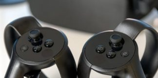 New Oculus Touch controllers may have secret messages hidden inside them