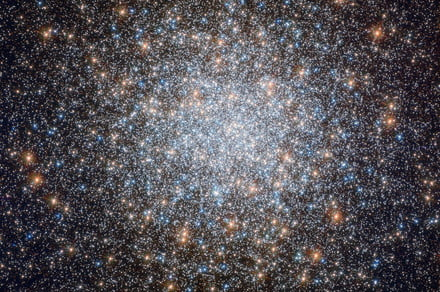 The most beautiful globular cluster of all: Messier 3, imaged by Hubble