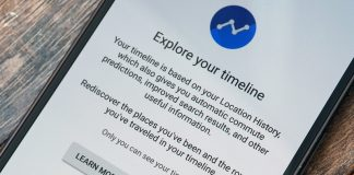 Police are using Google's Timeline feature to collect location information
