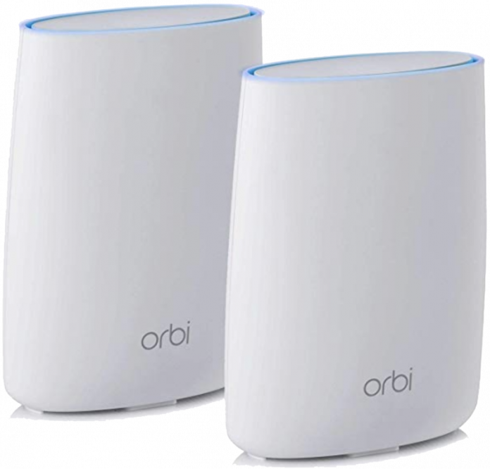 Cover your home in strong Wi-Fi with $130 off a refurb Netgear Orbi system