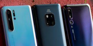 Family feud: Huawei P30 Pro vs. P20 Pro vs. Mate 20 Pro camera shootout