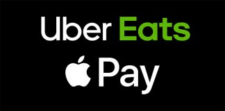 Uber Eats Gains Apple Pay Support