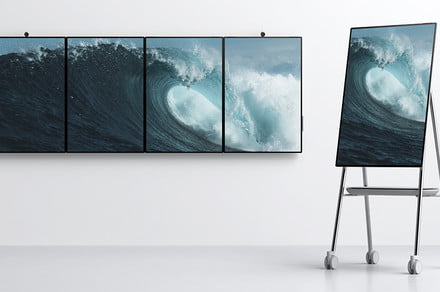 Microsoft reveals details of Surface Hub 2S, coming in June at $9,000
