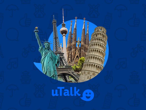 uTalk: Learn languages on any device and at your pace — just $5 a piece!